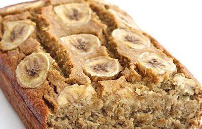 Roti Pisang Sehat