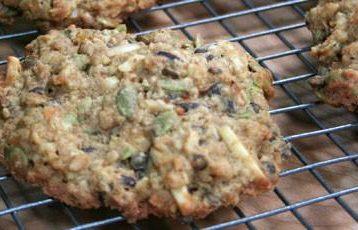 Cookies Lentil Sehat