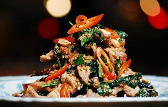 Daging Sapi dengan Daun Sirih dan Serai Sehat