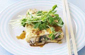 Omelet Jamur ala Asia
