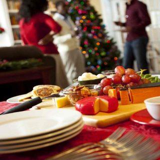 Strategi Untuk Makan Sehat Di Pesta Saat Liburan