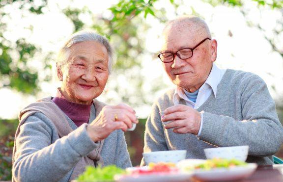 Tujuh Tip Makanan Sehat Bagi Lansia