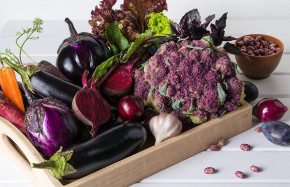 Tren Makanan Warna Ungu Kaya Nutrisi Yang Bakal Nge-Hits Tahun Ini