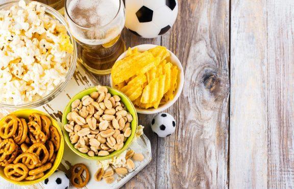 Mengenal Camilan Sehat Dari Seluruh Dunia Untuk Dinikmati Sambil Menonton Piala Dunia 2018