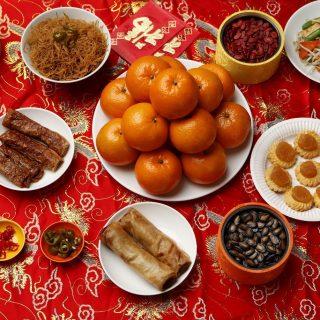 Kalori Dalam Makanan Ringan Khas Tahun Baru Imlek Yang Setara Dengan Semangkuk Nasi Putih