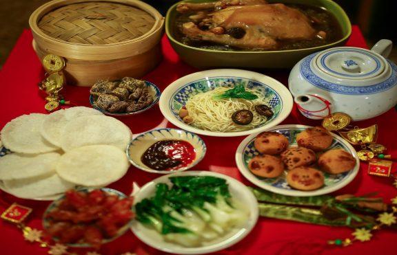 Mengenal Makanan Yang Biasa Disajikan Di Tahun Baru Imlek