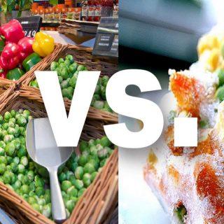 Makanan Segar Vs Makanan Beku: Mana Yang Terbaik?