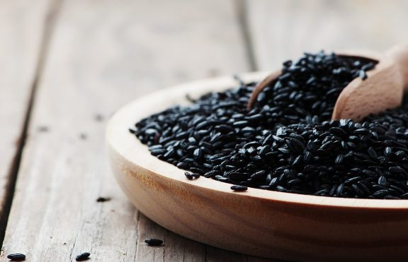 Apa Manfaat Makan Beras Hitam?