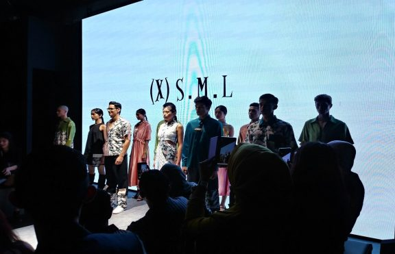(X) S.M.L Meramaikan Kembali Ajang Men's Fashion Week 10th Edition