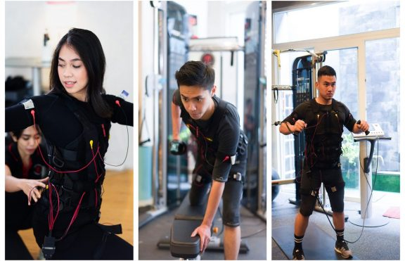 20FIT: 20 Menit Latihan Dengan EMS Setara 2 Jam Latihan Konvensional