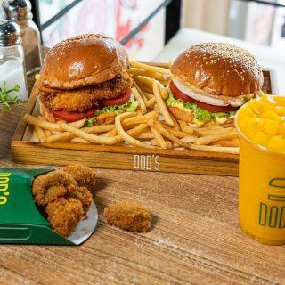Dod's Burger: Burger Shop Dengan Konsep Freshly Cooked, Hanya Ada Di Bali