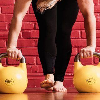 Lepaskan Sepatu Anda Untuk Hasil Latihan Yang Lebih Baik