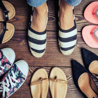 Sepatu Terbaik Dan Terburuk Untuk Kaki Anda