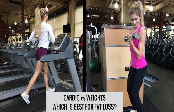 Mana Yang Lebih Baik Untuk Menurunkan Berat Badan, Kardio Atau Latihan Beban?