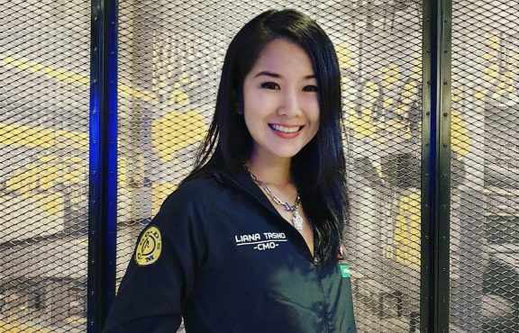 Mengenal Lebih Dekat Liana Tasno, Sosok Cantik Di Balik Industri Olahraga Indonesia
