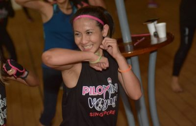 Tiffany Candrakirana: Dedikasi Untuk Membuat Orang Terus Termotivasi