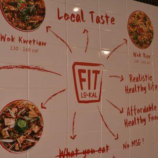 Mencicipi Menu Baru Di FIT Lokal, Ups, FIT Gourmet