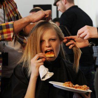 Diet Ala Supermodel
