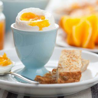Diet Telur Rebus: Hilangkan 11 Kg Dalam 2 Minggu!
