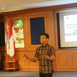 Nazhif Gifari: Dosen Ilmu Gizi Dan Founder Gizi Kebugaran Indonesia
