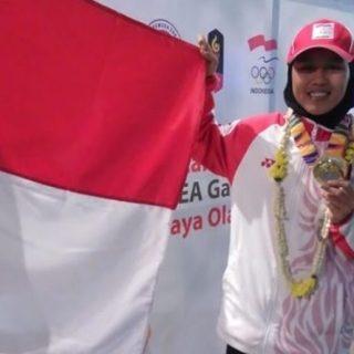 Dwi Cindy Desyana: Kecintaan Pada Breaking Menghasilkan Emas Di SEA Games 2019