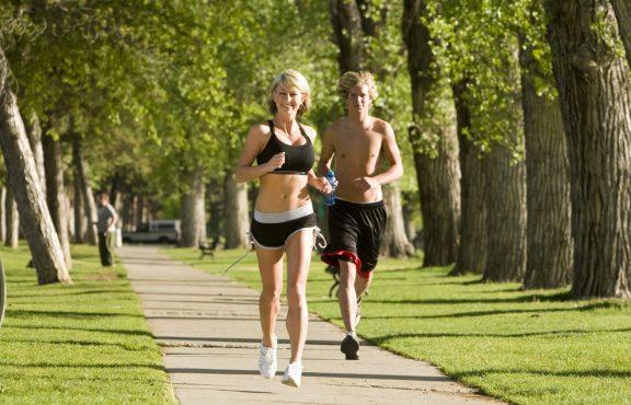 Lari Untuk Pemula: Cara Bernapas Saat Berlari