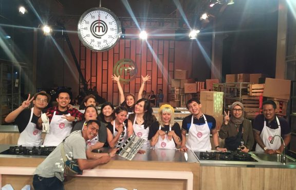 Vino Assaad: Mantan Kontestan Master Chef Season 5 Yang Tak Cuma Piawai Masak