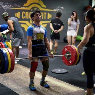 CrossFit 6221: CrossFit Box Yang Menguji Sepuluh Bidang Kebugaran Anda