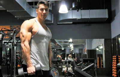 Bobby Ida: Berangan Memiliki Tubuh Bak Arnold Schwarzenegger Dan Perjalanannya Menemukan Passion Di Dunia Fitness