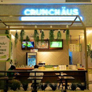 Crunchaus Salads: Rumah Bagi Penggemar Crunchy-nya Salad
