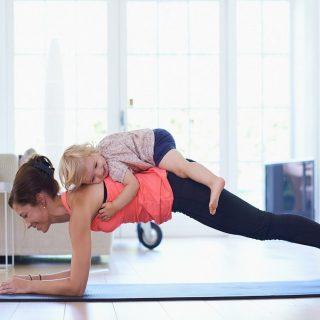Cara Meningkatkan Kebugaran Bagi Para Ibu yang Sibuk