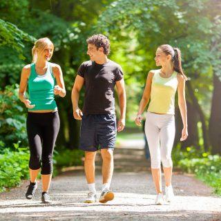 7 Cara Untuk Membuat Rutinitas Jalan Kaki Anda Lebih Efektif