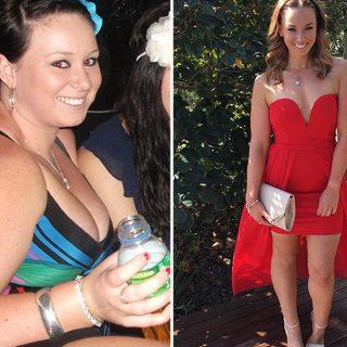 Bagaimana Perempuan Ini Turun 50kg Dalam 9 Bulan?