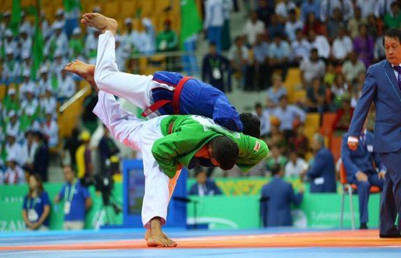 Kurash: Cabang Olahraga Baru Di Asian Games 2018