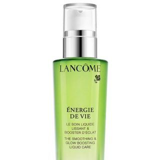Review LANCÔME Energie De Vie The Smoothing And Glow Boasting Liquid Care: Moisturiser Perpaduan Lotion, Serum Dan Krim Menjadi Satu