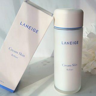 Review Laneige Cream Skin Refiner: Kombinasi Moisturizer Dan Toner Yang Melembutkan Dan Menghidrasi Kulit