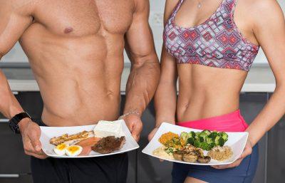 Makanan Dan Waktu Makan Yang Tepat Untuk Membangun Otot