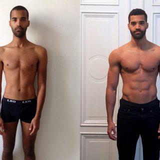 Cara Memperbesar Otot Pria Kurus