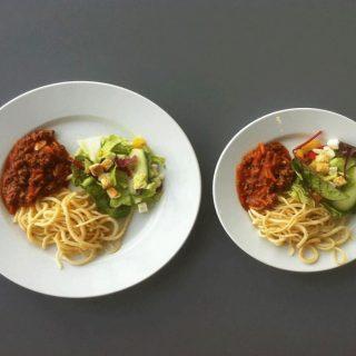 Cara Mengontrol Porsi Makan