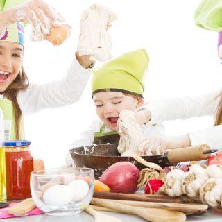 Apakah Anak Anda Mendapat Nutrisi Yang Cukup?