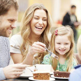 Cara Mengajari Anak Makan Sehat