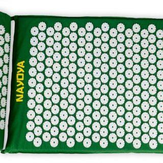 Review Nayoya Acupressure Mat And Pillow Set: Matras Terapi Untuk Nyeri Punggung Dan Leher