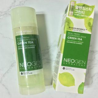 Review Neogen Real Fresh Cleansing Stick Green Tea: Pembersih Wajah Unik Berbentuk Stick