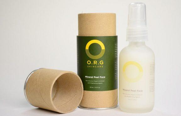 Review O.R.G. Mineral Peel Face: Peeling Spray Yang Membuat Kulit Lebih Lembut Dan Lebih Cerah Seketika