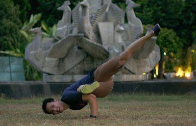 Septyadi Akbar: Yoga Tak Melulu Identik Dengan Olahraga Wanita