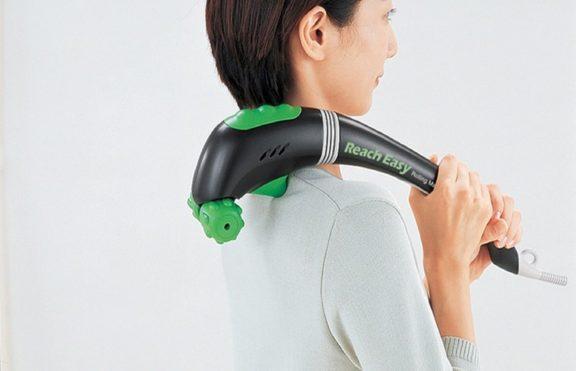 Review Panasonic EV2510K Easy Reach Rolling Massager: Alat Pijat Portabel Yang Ringkas
