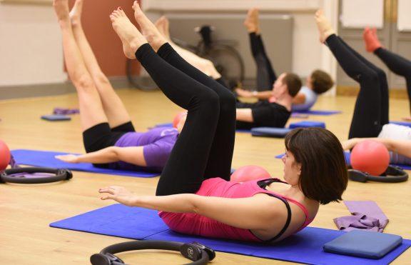 WOW ! Tingkatkan Metabolisme Anda Dengan Pilates