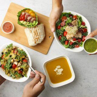 Stop Sejenak Untuk Menikmati Salad Sehat Di SaladStop!