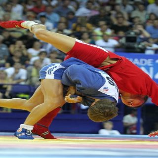 Sambo: Olahraga Khas Rusia Di Asian Games 2018