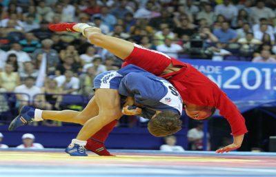 Sambo: Olahraga Khas Rusia Di Asian Games 2018